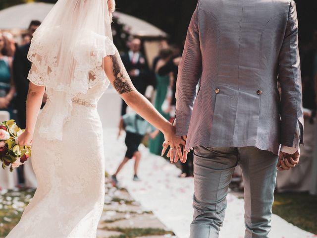 Il matrimonio di Andrea e Siriana a Costigliole Saluzzo, Cuneo 15
