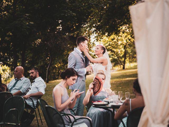 Il matrimonio di Andrea e Siriana a Costigliole Saluzzo, Cuneo 17