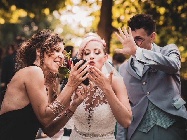 Il matrimonio di Andrea e Siriana a Costigliole Saluzzo, Cuneo 18