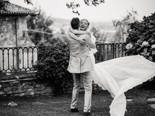 Il matrimonio di Andrea e Siriana a Costigliole Saluzzo, Cuneo 24