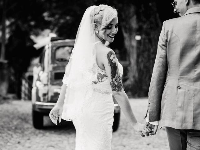 Il matrimonio di Andrea e Siriana a Costigliole Saluzzo, Cuneo 26