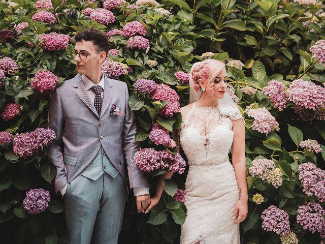 Il matrimonio di Andrea e Siriana a Costigliole Saluzzo, Cuneo 27