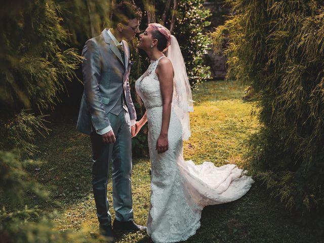 Il matrimonio di Andrea e Siriana a Costigliole Saluzzo, Cuneo 30