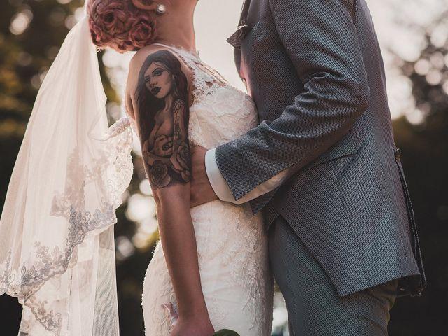 Il matrimonio di Andrea e Siriana a Costigliole Saluzzo, Cuneo 31