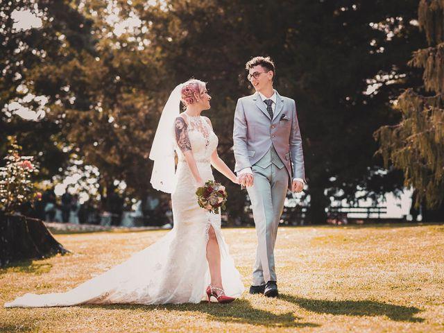 Il matrimonio di Andrea e Siriana a Costigliole Saluzzo, Cuneo 32
