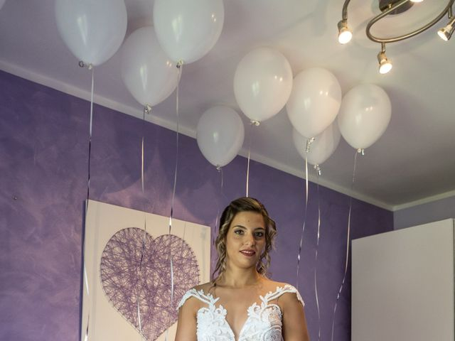 Il matrimonio di Claude e Alessia  a Genga, Ancona 8