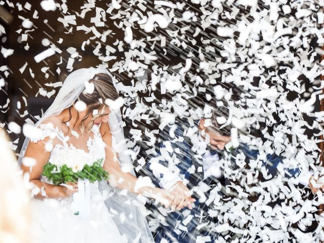 Il matrimonio di Claude e Alessia  a Genga, Ancona 17