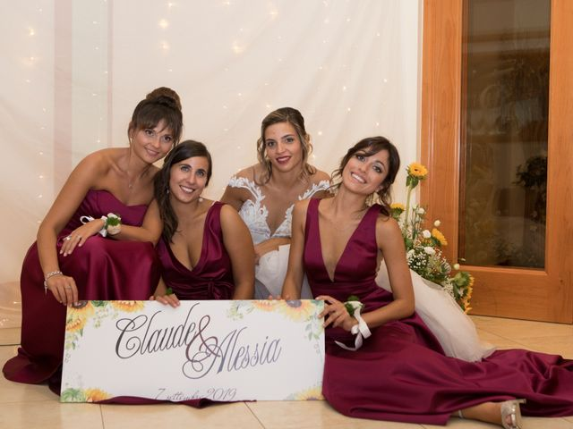 Il matrimonio di Claude e Alessia  a Genga, Ancona 26