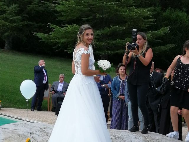 Il matrimonio di Claude e Alessia  a Genga, Ancona 31