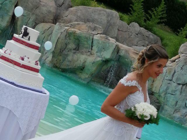 Il matrimonio di Claude e Alessia  a Genga, Ancona 32