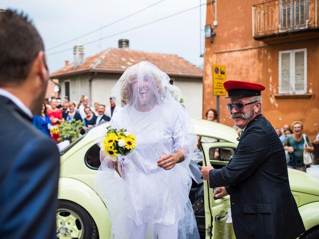 Il matrimonio di Roberto e Michela a Nonio, Verbania 16