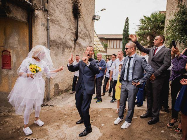 Il matrimonio di Roberto e Michela a Nonio, Verbania 17