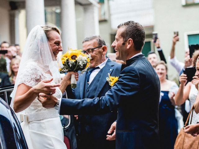 Il matrimonio di Roberto e Michela a Nonio, Verbania 20