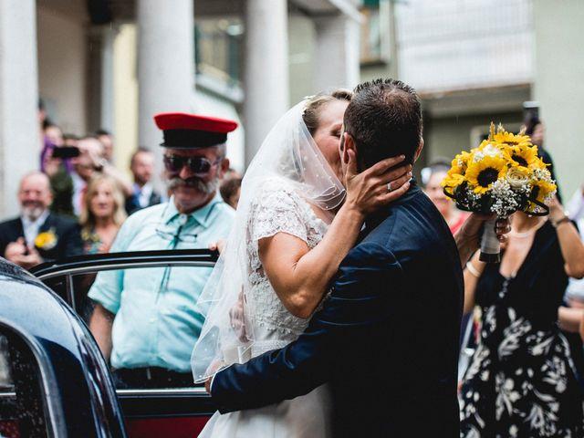 Il matrimonio di Roberto e Michela a Nonio, Verbania 21