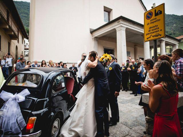 Il matrimonio di Roberto e Michela a Nonio, Verbania 22