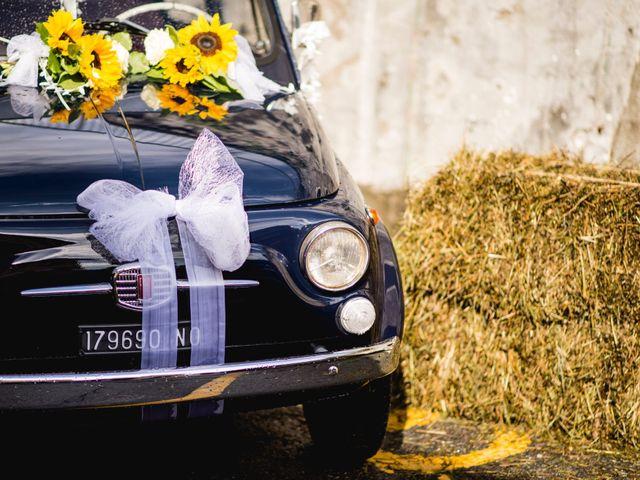Il matrimonio di Roberto e Michela a Nonio, Verbania 23