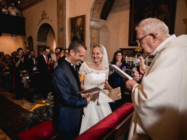 Il matrimonio di Roberto e Michela a Nonio, Verbania 25