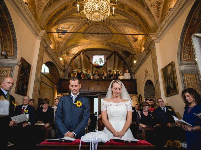 Il matrimonio di Roberto e Michela a Nonio, Verbania 35
