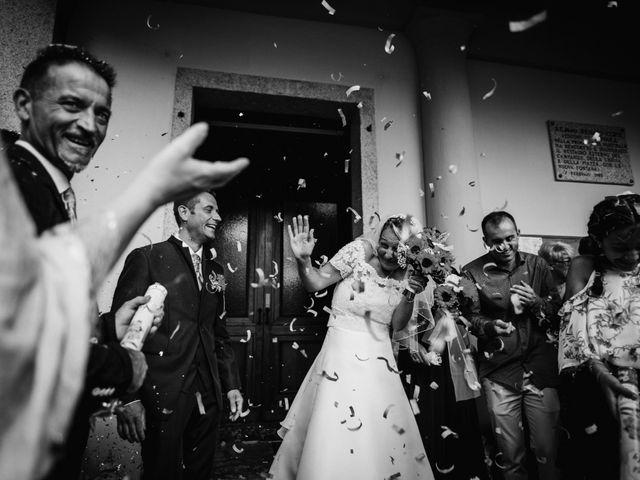 Il matrimonio di Roberto e Michela a Nonio, Verbania 39