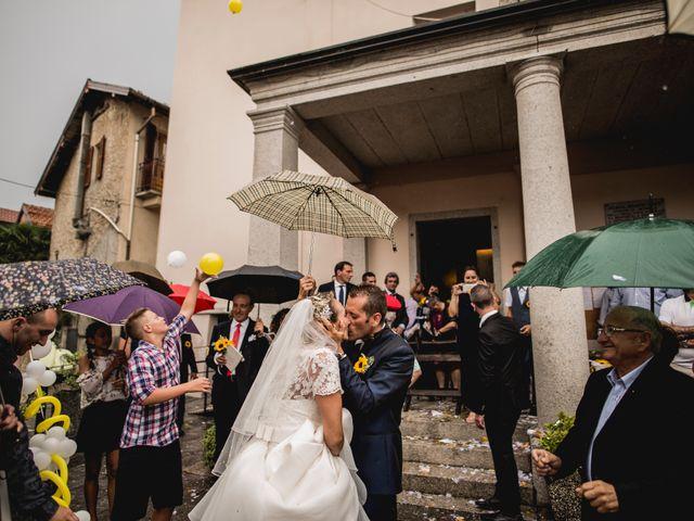 Il matrimonio di Roberto e Michela a Nonio, Verbania 40