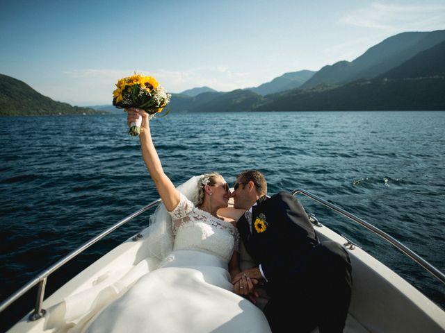 Il matrimonio di Roberto e Michela a Nonio, Verbania 48
