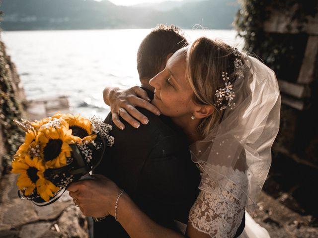 Il matrimonio di Roberto e Michela a Nonio, Verbania 52