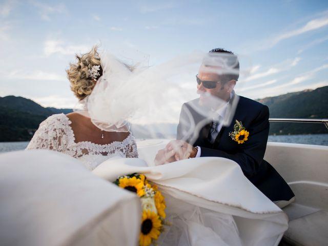 Il matrimonio di Roberto e Michela a Nonio, Verbania 55