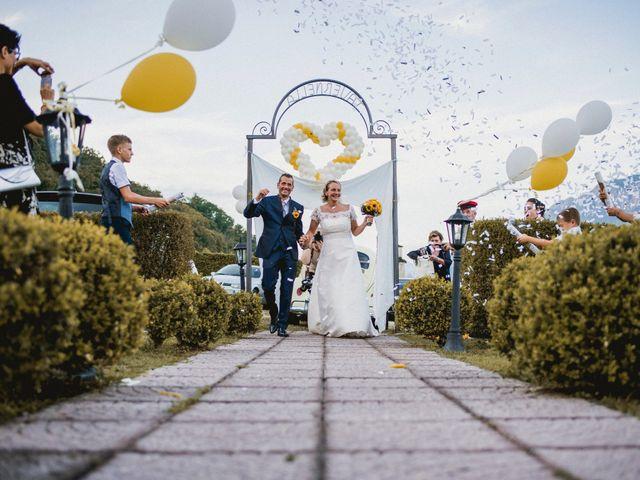 Il matrimonio di Roberto e Michela a Nonio, Verbania 67