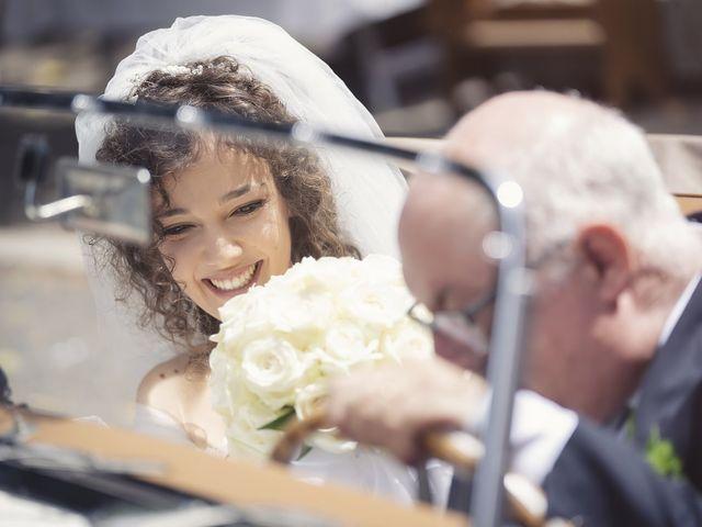 Il matrimonio di Edoardo e Emanuela a Arcinazzo Romano, Roma 6
