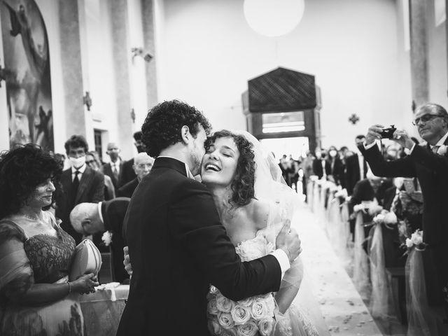 Il matrimonio di Edoardo e Emanuela a Arcinazzo Romano, Roma 8