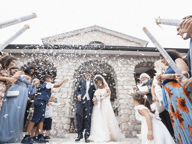 Il matrimonio di Edoardo e Emanuela a Arcinazzo Romano, Roma 9