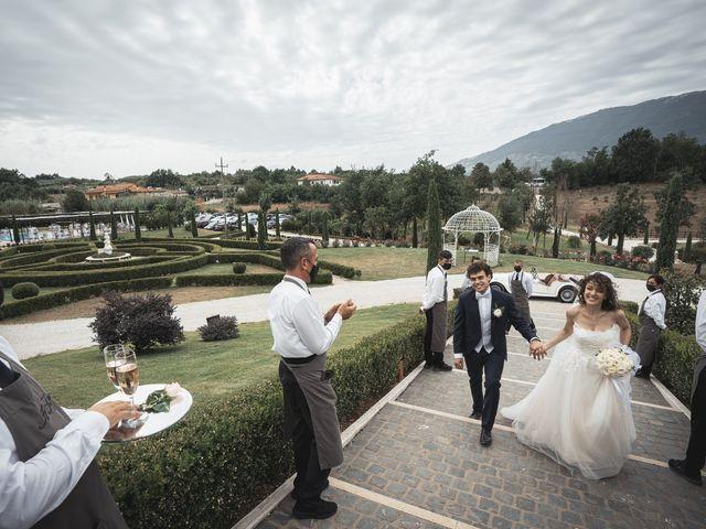 Il matrimonio di Edoardo e Emanuela a Arcinazzo Romano, Roma 16