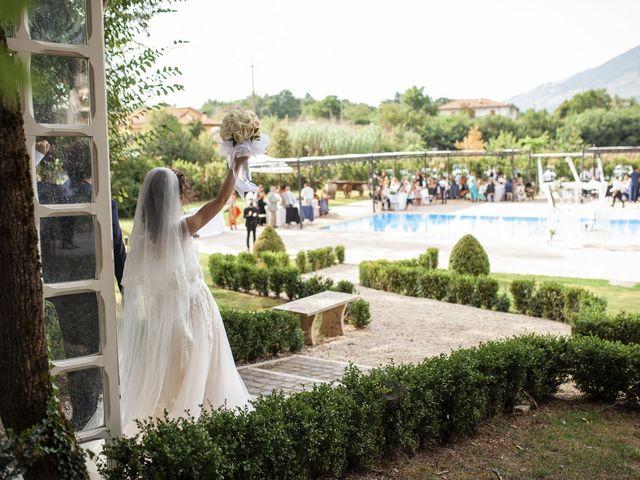Il matrimonio di Edoardo e Emanuela a Arcinazzo Romano, Roma 29
