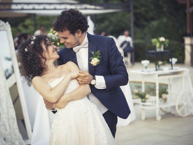 Il matrimonio di Edoardo e Emanuela a Arcinazzo Romano, Roma 37