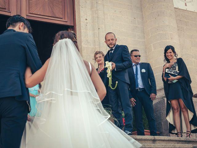 Il matrimonio di Marco e Stefania a Ozieri, Sassari 24