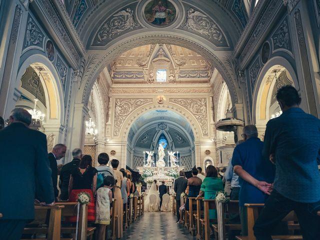 Il matrimonio di Marco e Stefania a Ozieri, Sassari 27