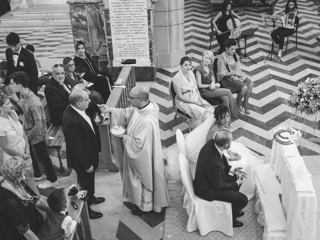 Il matrimonio di Marco e Stefania a Ozieri, Sassari 29