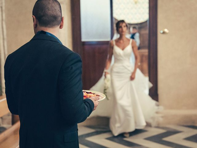 Il matrimonio di Marco e Stefania a Ozieri, Sassari 31