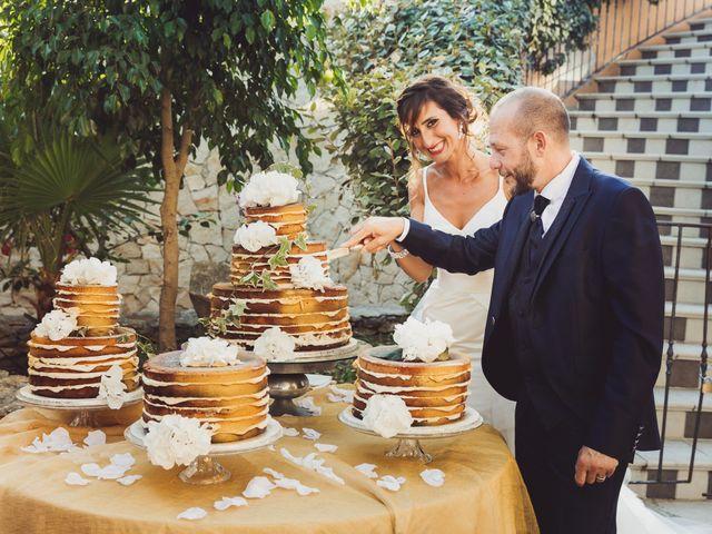 Il matrimonio di Marco e Stefania a Ozieri, Sassari 42