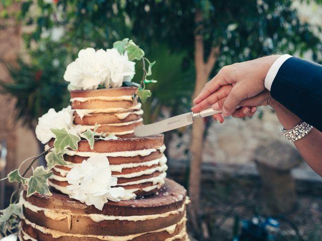 Il matrimonio di Marco e Stefania a Ozieri, Sassari 43