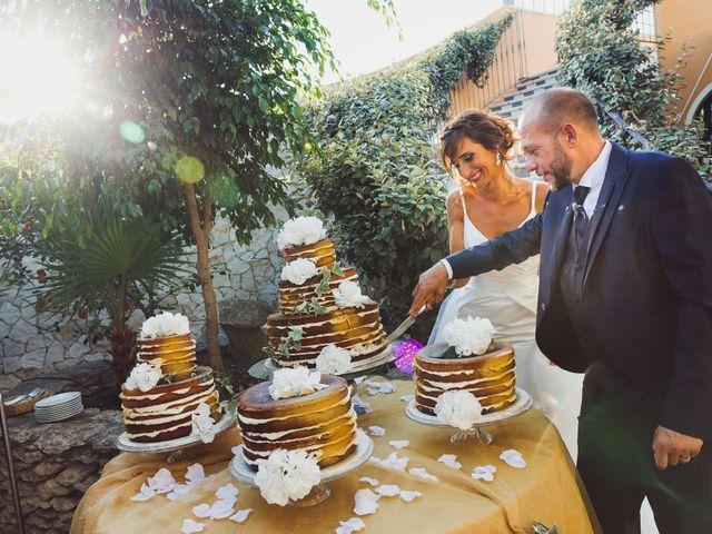 Il matrimonio di Marco e Stefania a Ozieri, Sassari 45