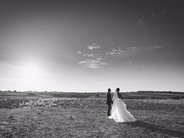 Il matrimonio di Marco e Stefania a Ozieri, Sassari 56