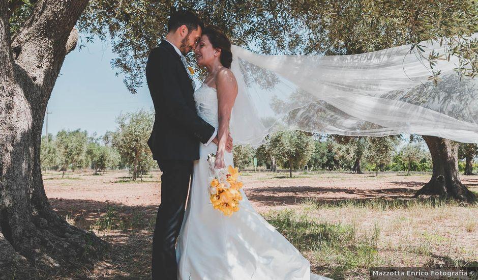 Il matrimonio di Alessandro e Marta a Lecce, Lecce