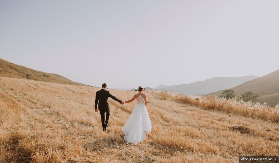 Il matrimonio di Carmelo e Clara a Regalbuto, Enna