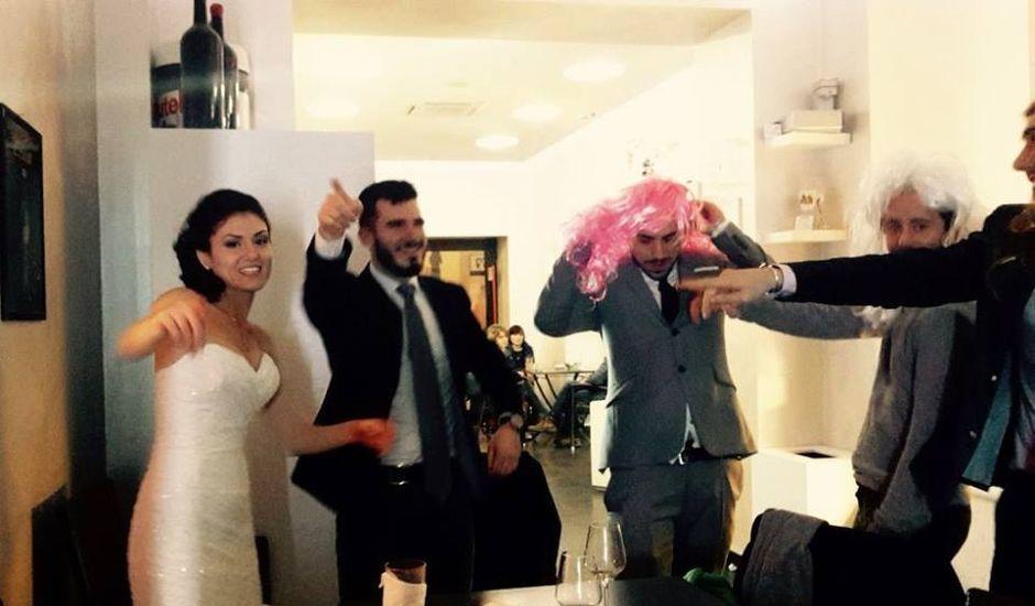 Il matrimonio di Giordano e Claudia a Gallese, Viterbo