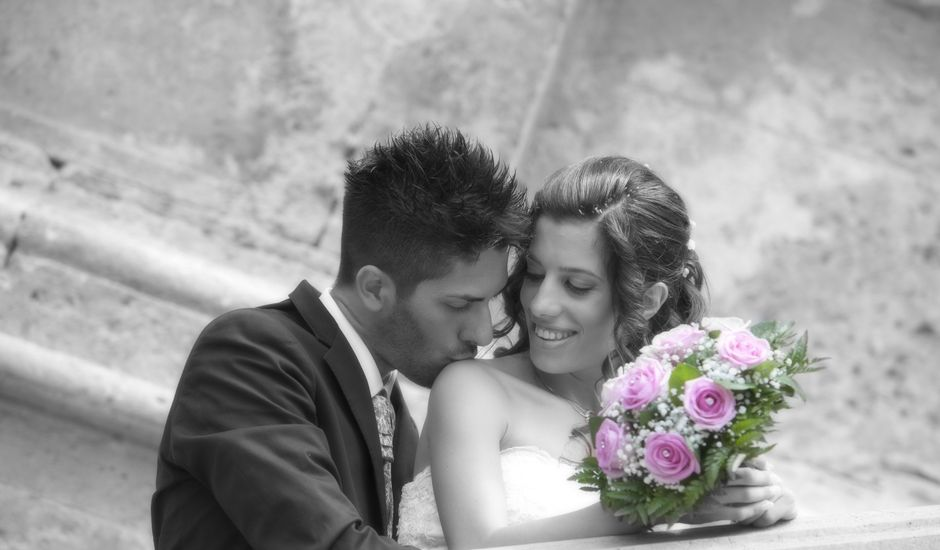 Il matrimonio di Fabrizio e Giovanna a Palermo, Palermo