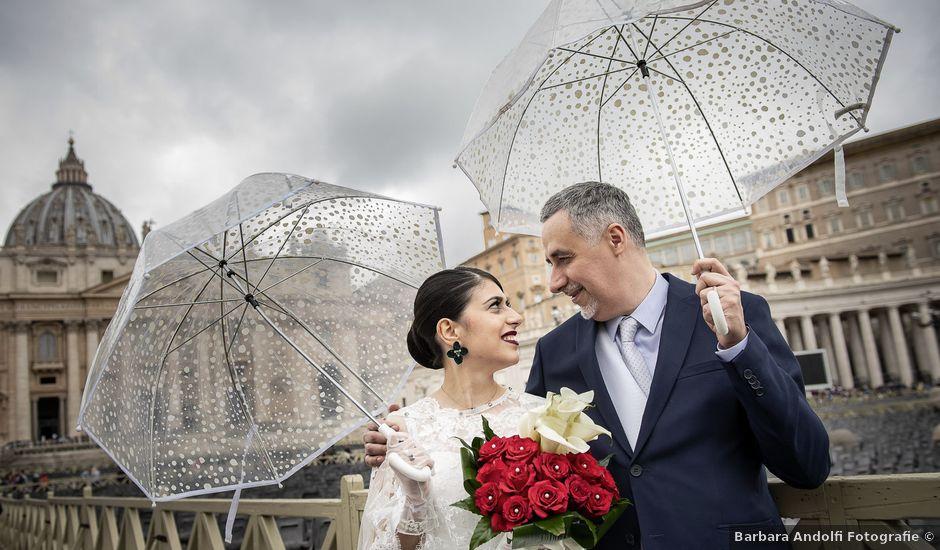Il matrimonio di PierPaolo e Gessica a Roma, Roma
