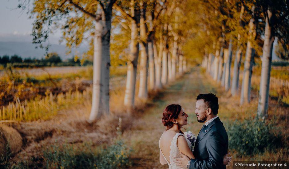 Il matrimonio di Simone e Giulia a Pistoia, Pistoia