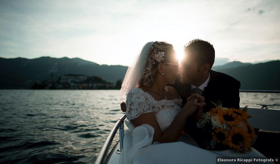 Il matrimonio di Roberto e Michela a Nonio, Verbania