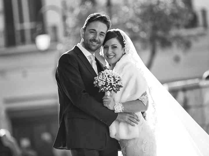 Le nozze di Valeria e Ivan